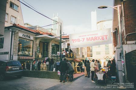 141115 홍대 NOHK @ 198-7 Market