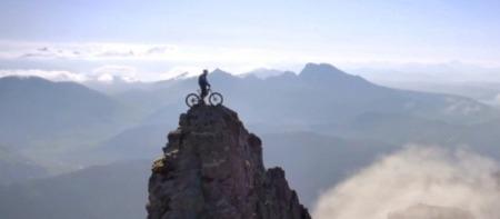 대니 맥어스킬의 엄청난 자전거묘기 영상 - 더리지