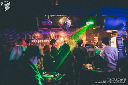150201 DOJO Lounge @ Ground UnderGround 1st Party