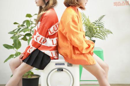 엑시 X 유나킴 '러브 테라피' Music Video Snap