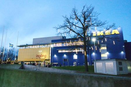 [스웨덴]스톡홀름 150102 - 본고장의 이케아(IKEA)를 가다