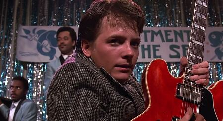 빽 투 더 퓨쳐 (Back to the Future, 1985)