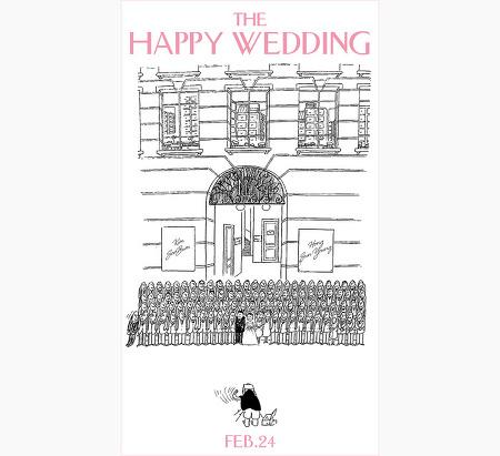 The Happy Wedding