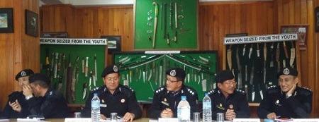 부탄 왕국 범죄율, 2014년 15.6% 감소
