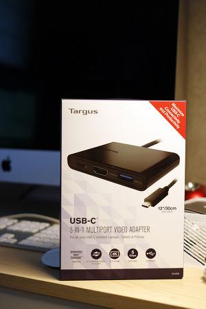 맥북 USB와 충전 HDMI 까지 타거스 Targus ACA929-50