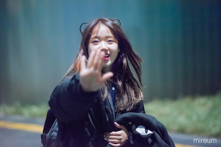 [16.11.01] 아이오아이 더쇼 퇴근 by 미름