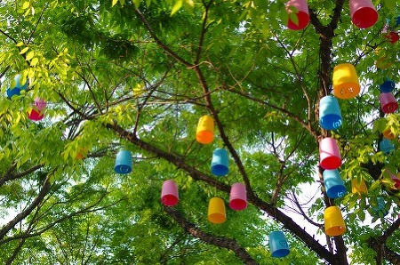 부산근처 가족여행 가볼만한곳 - 청도 프로방스 빛축제