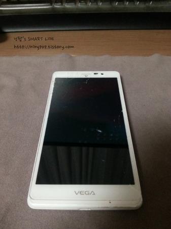 스마트폰 분해 2편, 베가R3(Vega R3) 분해