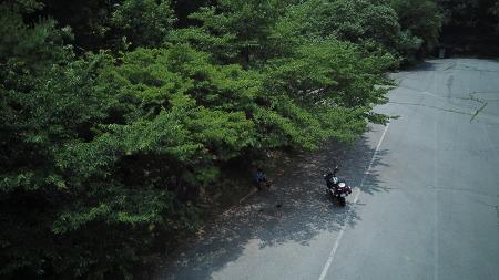 2018년 6월] 지리산 천은사 - 드론 - 첫 사고