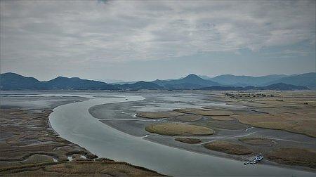 [시] 김영랑 - 끝없는 강물이 흐르네