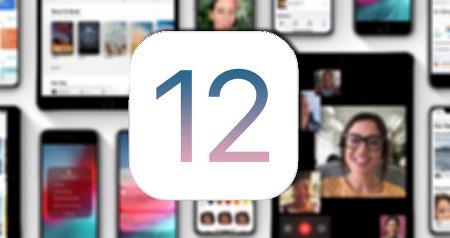 iOS 12 정식 버전 업데이트 방법 및 내용 정리