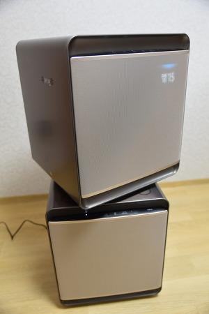 삼성 큐브 공기청정기 후기 및 구입기