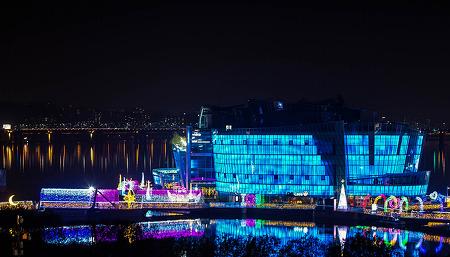 세빛섬, '세빛 어메이징 일루미네이션 축제' 개최