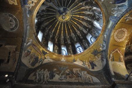 코라 수도원 교회(카리예 박물관)에서 제국의 역사와 문화를 만나다 ②