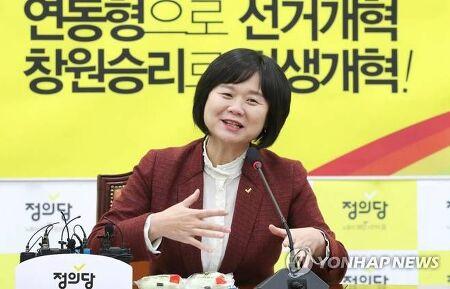 정의당 이정미 대표, 2019년 신년 기자회견문