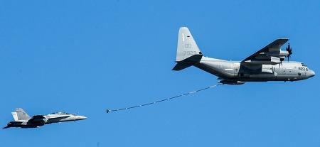주일 미해병대의 공중급유 추락사고는 A클래스에 해당