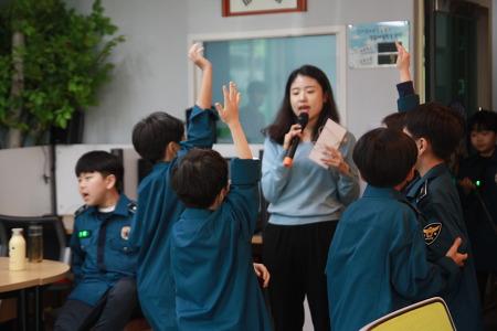 (강서) 청소년 경찰학교로 놀러오세요~