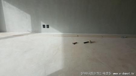 아름다운 전원주택신축 바닥재 원목마루시공과정 [집짓기/주택신축/공사견적/건축적산]