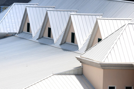 건물온도 10% 낮추는 '화이트 루프(white roof)'
