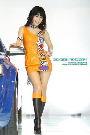 황인지_ 2006 부산모터쇼