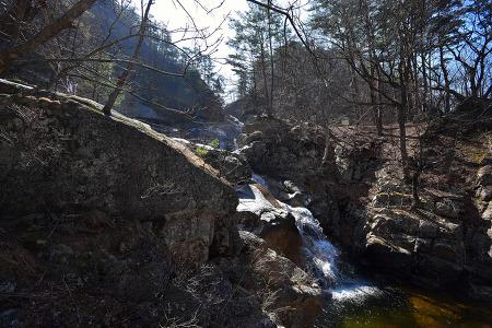 오대산 국립공원 소금강