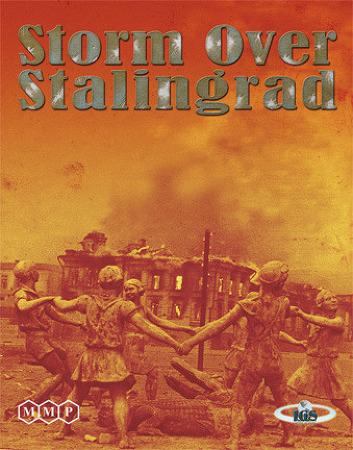 Storm Over Stalingrad - 한글 규칙 및 한글 카드