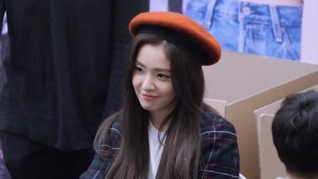 181203 코엑스 레드벨벳 팬사인회 아이린 조이 예리 직캠 by 스피넬