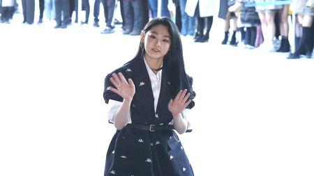 190324 F/W 서울패션위크 CHARM'S 구구단 강미나 직캠 by 스피넬