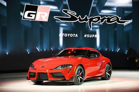 2020 Toyota Supra - 사진