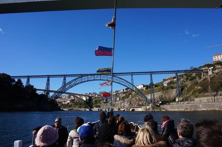 유럽 포르투갈 포르투 여행 (도오루강 유람선 보트 투어)