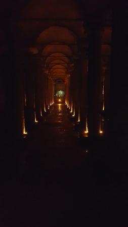 22-22 지하저수지 예레바탄저수지, 모세의지팡이가 있는 톱카프궁전, 귀국 (767)