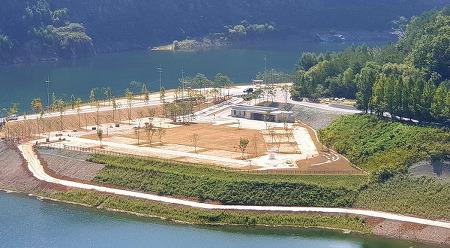 비무장지대와 가까운 '평화의 댐 오토캠핑장' 4월부터 운영
