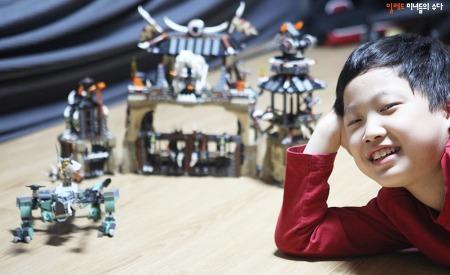 초등학교 3학년 남자아이 크리스마스 선물 레고 닌자고 70655 드래곤 소굴