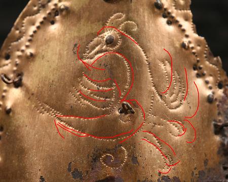 봉황? 천계? 아니면 그냥 새? 입점리 금동장식의 정체