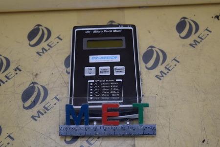 [계측기] UV-DESIGN UV-Micro Puck  / 계측기 수리 판매재고