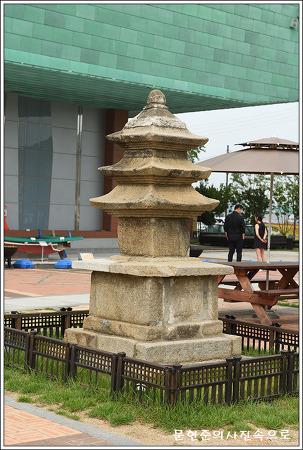 전북 은적사 삼층석탑