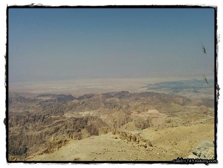 아름다운 다나 자연보호 구역 - 요르단 여행기 (Dana Biosphere Reserve, Jordan)
