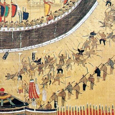 임진왜란 중 항복한 일본인은 1만명이었다