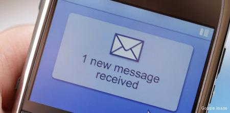 <영어로 말하기> 문자 메시지를 받다 / 이메일을 받다