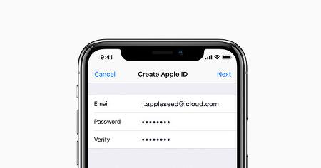iOS 12 버전 아이폰에서 애플 아이튠즈 및 앱스토어 미국계정 만드는 방법