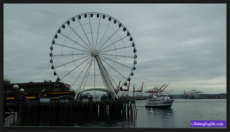 시애틀 피어(Pier) 항구 투어