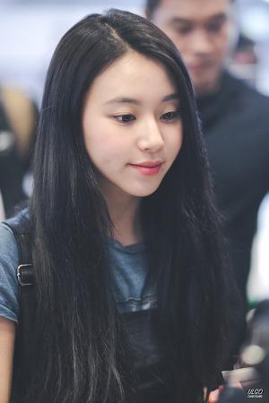 [180524] 김포공항 출국 - 채영이
