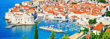 크로아티아, 두브로부니크 Dubrovnik 1일 여행 경비 계산, 날씨[유럽 배낭여행 비용]