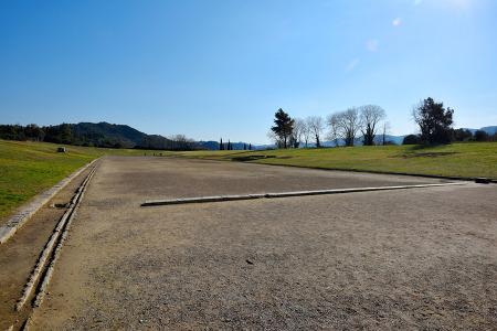 올림픽의 성지 올림피아
