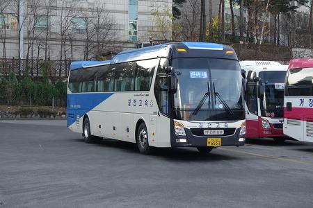 [경전여객]18.12.6 서울남부->삼천포 프리미엄 탑승기