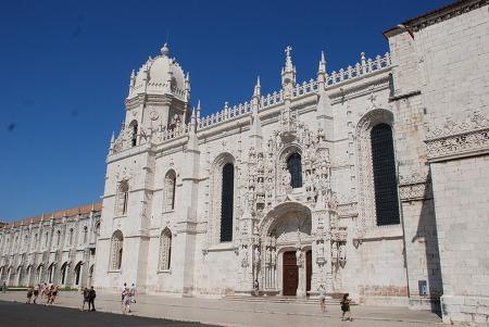유럽여행 스페인 _ 리스본,벨렘탑,제로니모스수도원,까보다로까,파티마