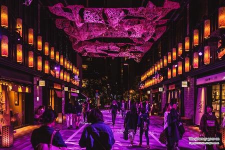 [도쿄] 니혼바시 벚꽃축제