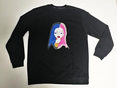 티셔츠 샘플