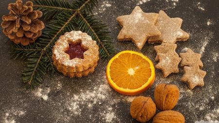 무료바탕화면 Christmas Scents HD Wallpaper 무료 배경 이미지