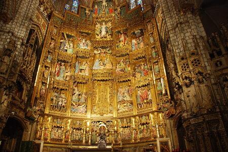 유럽여행 스페인 _ 똘레도,산쪼또메 교회,똘레도 대성당